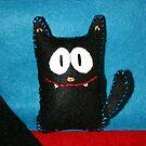Black Cat by garigots
