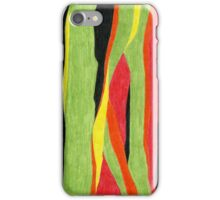 Abstract landscape - number 1. iPhone Case/Skin