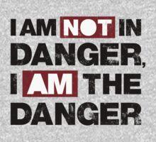 I Am Not in Danger, I Am the Danger