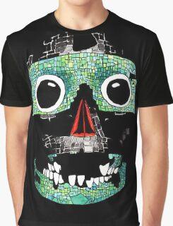 Aztec Mask 2 Graphic T-Shirt