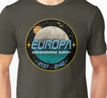 Europa Oceanographic Survey Unisex T-Shirt