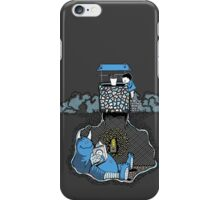 Nightlights and Oven Mitts | Cute Monster Illustration iPhone Case/Skin