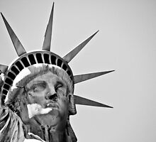 Lady Liberty by Jacki Campany
