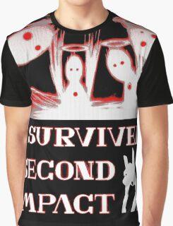 Second Impact Survivor Graphic T-Shirt