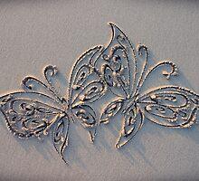 Two Little Butterflies by CarlyMarie
