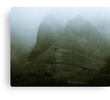 Meteora #295 Canvas Print