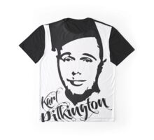 Karl Pilkington - Fez Graphic T-Shirt