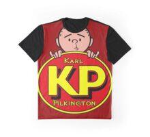 Karl Pilkington - KP Graphic T-Shirt
