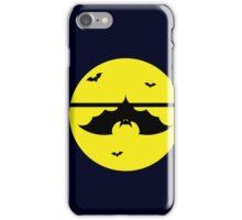 Halloween Batty - Hanging Around iPhone Case/Skin