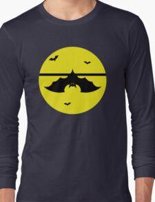 Halloween Batty - Hanging Around Long Sleeve T-Shirt