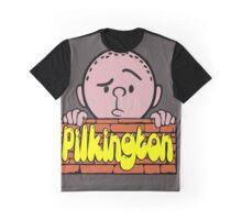 Karl Pilkington - Peeking Pilkington Graphic T-Shirt