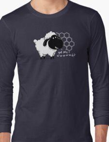 Catan You Give Me Wood? | Settlers of Catan Board Game Geek Sheep Long Sleeve T-Shirt