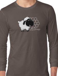 Catan You Give Me Wood?   Settlers of Catan Board Game Geek Sheep Long Sleeve T-Shirt