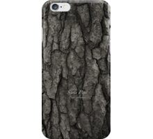 Scots Pine iPhone Protector - Forest Theme iPhone Case/Skin