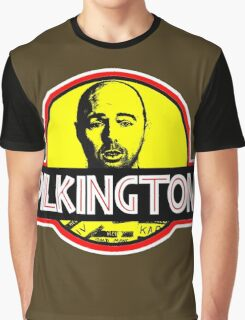Karl Pilkington Graphic T-Shirt