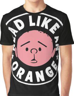 Karl Pilkington - Head Like An Orange Graphic T-Shirt