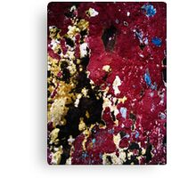 mould Canvas Print