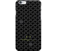 Vision in Black iPhone Case/Skin