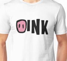 """Year of The Pig """"OINK"""" Unisex T-Shirt"""