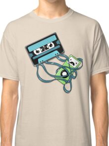 The Comeback | Retro Music Cassette Vs iPod Classic T-Shirt