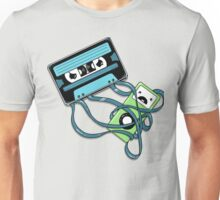 The Comeback | Retro Music Cassette Vs iPod Unisex T-Shirt