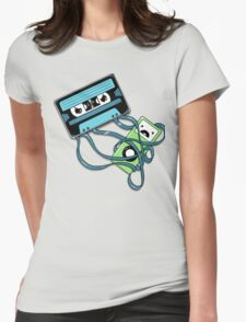 The Comeback | Retro Music Cassette Vs iPod T-Shirt