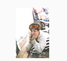 Park Jimin (BTS) - Flower Crown Unisex T-Shirt
