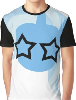 My Little Pony - Trixie Stars Graphic T-Shirt