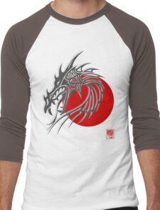 Year of The Dragon Men's Baseball ¾ T-Shirt