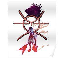 FLCL - Naota/Atomsk Poster