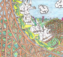 KKK Rollercoaster by DrewSomervell