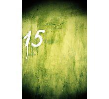 15 Photographic Print
