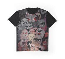 Binding of isaac fan art Graphic T-Shirt