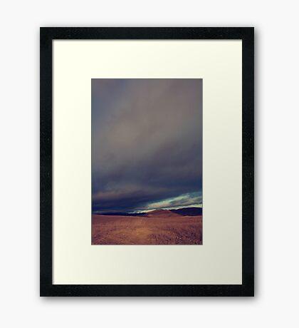Passionate Souls Framed Print
