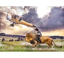 Flight of Fancy Photographic Print