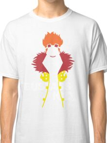 Supernova Eustass Kid Vector Classic T-Shirt