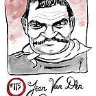Jean Van Den Bogaert by Cora Lynn Deibler