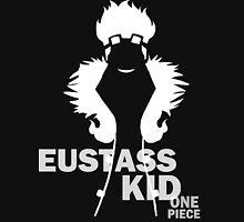 Supernova Eustass Kid Vector WHITE T-Shirt