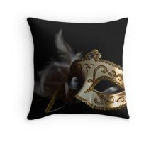 A Touch of Magic & Mystery Throw Pillow