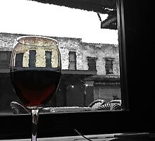 Scene From an Italian Restaurant by Susan Lotter