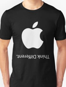 Apple - Think Different (Black) T-Shirt