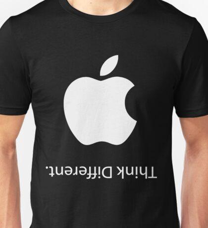 Apple - Think Different (Black) Unisex T-Shirt