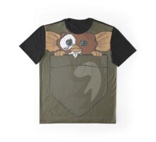Gizmo In A Pocket Graphic T-Shirt