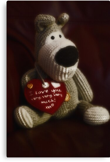 Boofle love by Sarah Horsman