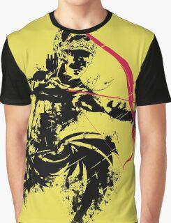 Arjuna Graphic T-Shirt