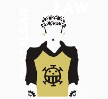 Supernova Trafalgar Law Vector by pandapop23