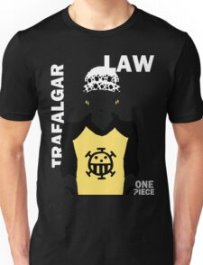 Supernova Trafalgar Law Vector Unisex T-Shirt