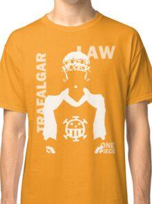 Supernova Trafalgar Law Vector WHITE Classic T-Shirt