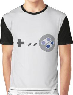 SNES Graphic T-Shirt