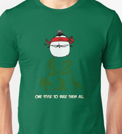 One Style To Rule Them All v.2 Unisex T-Shirt